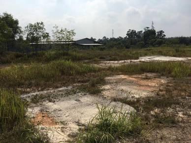 Bkt kangkar Industria land Tangkak SG Mati