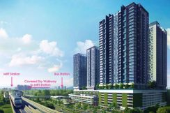 [3Bed2carpark] 1104sqft New Freehold Condo in Serdang Raya One South