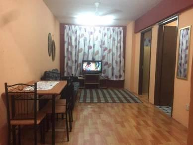 Fully furnish apartment putra damai, presint 11