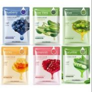 Borong rorec bioaqua natural essence facial mask