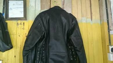 Jaket kulit untuk dijual