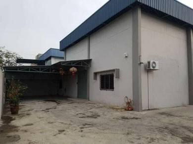 Pandamaran Factory Near Kesas Telok Gong Port Klang WIT Klang