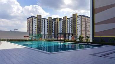 [ Low Floor & Near Lift ] Apartment Seri Pinang Setia Alam Shah Alam