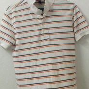 Polo shirt h&m; stripes