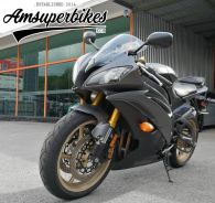 Unregistered Yamaha R6 2014 Us Spec