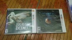 Bravely Default and RE Revelations