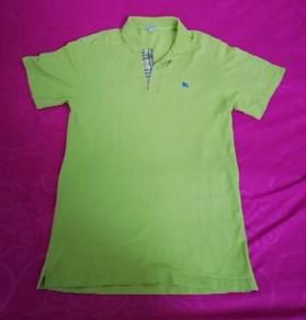 Burberry Green T-shirt