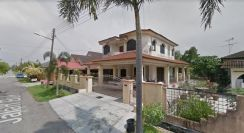 Bungalow Double Storey at Bukit Jana- Taiping Golf & Country Club