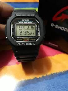 G shock DW-5600E