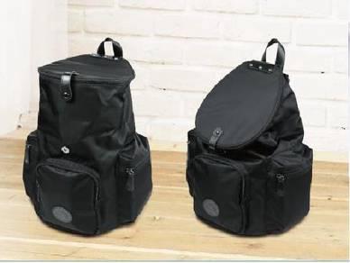 ImportedDurable nylon Unisex Sling bag/Backpack