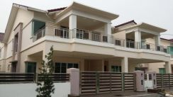 Cheapest Corner house with 18ft Extraland, Puncak Alam