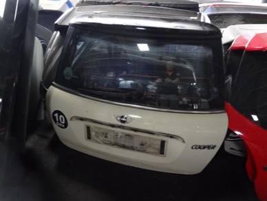 Mini Cooper Tailgate / Rear Bonnet