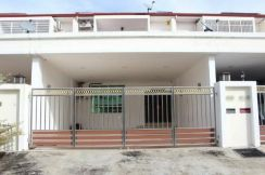 Terrace double storey for sales - Miri