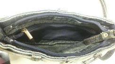 Jean small sling bag
