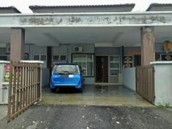 Single storey terrace house near UTAR Kampar