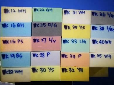 PU PP EPE EVA EPS foam sheet board supply