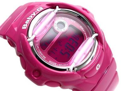 Watch- Casio BABY G BG169R-4 -ORIGINAL