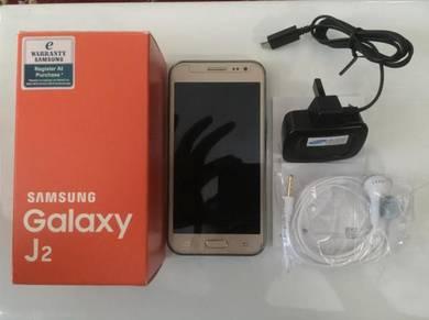 Samsung Galaxy J2 8GB SM-J200GU/DS Dual Sim 4G LTE