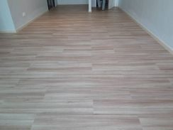 Vinyl Floor Lantai Timber Laminate PVC Floor Q327