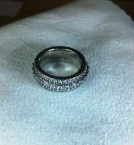 Piaget diamond ring