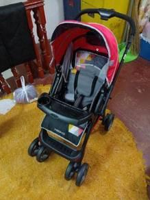 Toby Co baby stroller