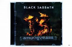 Original CD - BLACK SABBATH - 13 [2013]