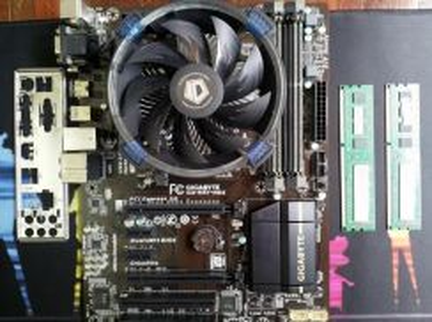 Xeon I3 I5 I7 Proc gtx 1060 1070TI GPU ddr3 Ram