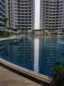 Atlantis Residence, 3 Bedrooms Unit, Melaka Town
