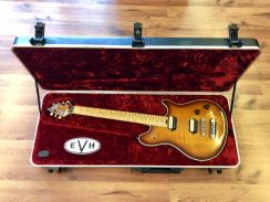 EVH Wolfgang HT Flamed Maple Top Sunburst USA