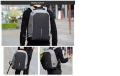Anti Theft Design Laptop and Travel Backpack
