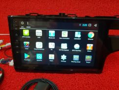 Honda jazz gk android 7.1 mirror link mp5 player