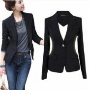 Blazer Slim Design Jacket