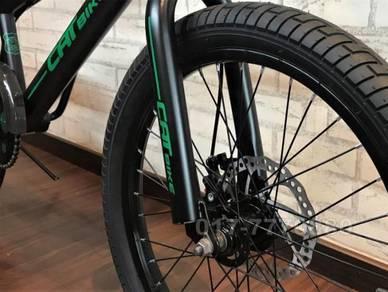 2018 BMX FREE STYLE 2.0 BICYCLE Bike BASIKAL
