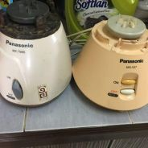 Panasonic Blender Motor No Jug