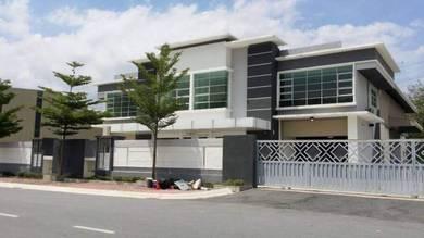 Semenyih 1.5sty Factory 100% full loan