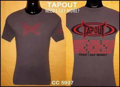 Tshirt SAIZ M - TAPOUT