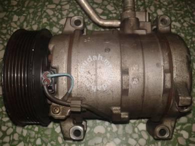 Air cond compressor honda stream odyssey crv