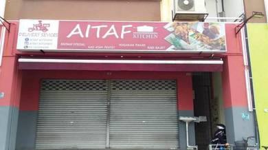 Restauren di seksyen 7 Shah Alam untuk dilepaskan