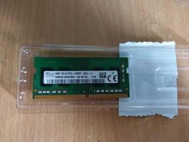 Hynix RAM 4GB 2400 MHz DDR4 Laptop SODIMM