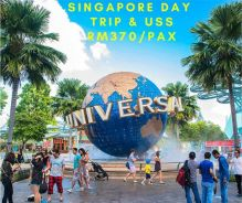 Day Trip + USS, Singapore (DARI KL)