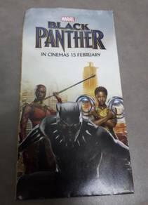 Marvel Black Panther Mbo Cenima Angpow Lmtd Edtn
