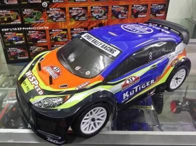 Hsp 1.10 Rc Rally Car RTR