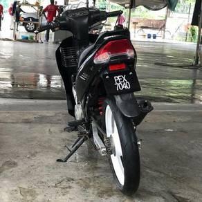 2001 Yamaha 125ZR