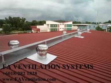 MJNY5E WINDMILL Air Ventilator (US) + Air Vent