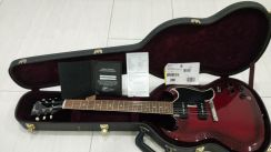 Gibson SG Special Custom Shop, Burgundy C.Brst USA