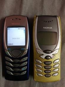 Nokia 6100 dan 8250