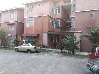 Apartment arowana seremban 2 freehold nego