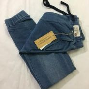 DRTS375 ( CLEARANCE STOCK) jeans jogger pants