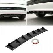 New Sporty Universal Rear Diffuser