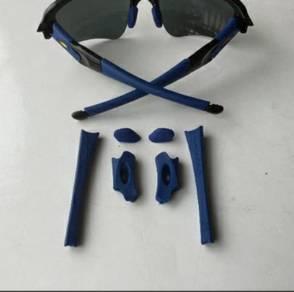 Oakley Flak Jacket Team Blue Earsock Kit